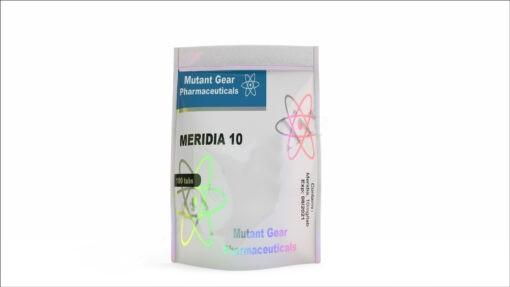Meridia Sibutramine 10mg N
