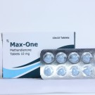 Max One (Methandienone) steroid 10mg Brand