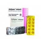 Phentermine Adipex Retard Original 75mg