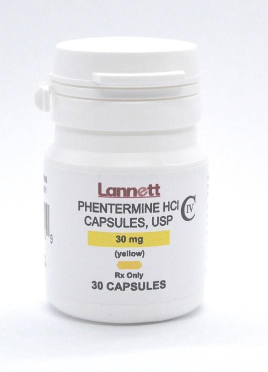 Phentermine Hydrochloride 37.5 mg