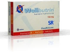 Generic Wellbutrin SR (bupropion) 150mg