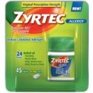 Generic Zyrtec 10 mg