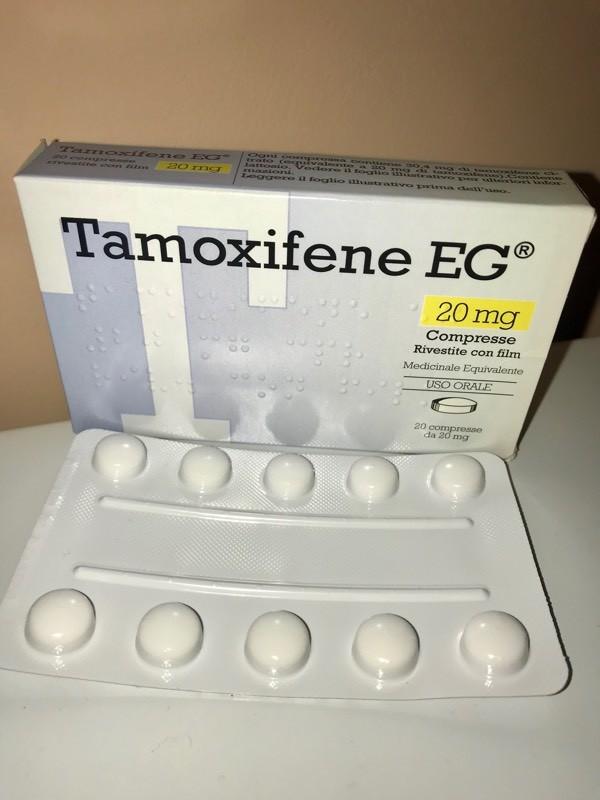 Nolvadex genérico (Tamoxifen) 20mg
