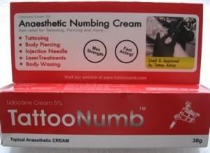 Tattoo Numb (Lidocaína)