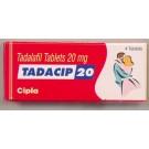 Tadacip (Cialis genérico) 10 mg