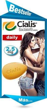 Comprar cialis tadalafil daily 2.5mg en linea