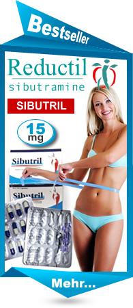 Bestellen reductil meridia sibutramine fur gewichtsverlust - bestseller