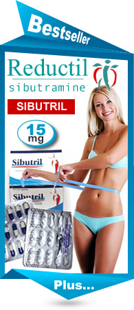 reductil meridia sibutramine sibutril pour perdre du poids