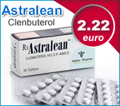 Clenbuterol Astralean